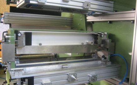 NOVA Compact installé dans une presse flexographique