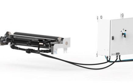 Système d'alimentation en encre EPQ 200 connecté au chambre à racle NOVA XLS