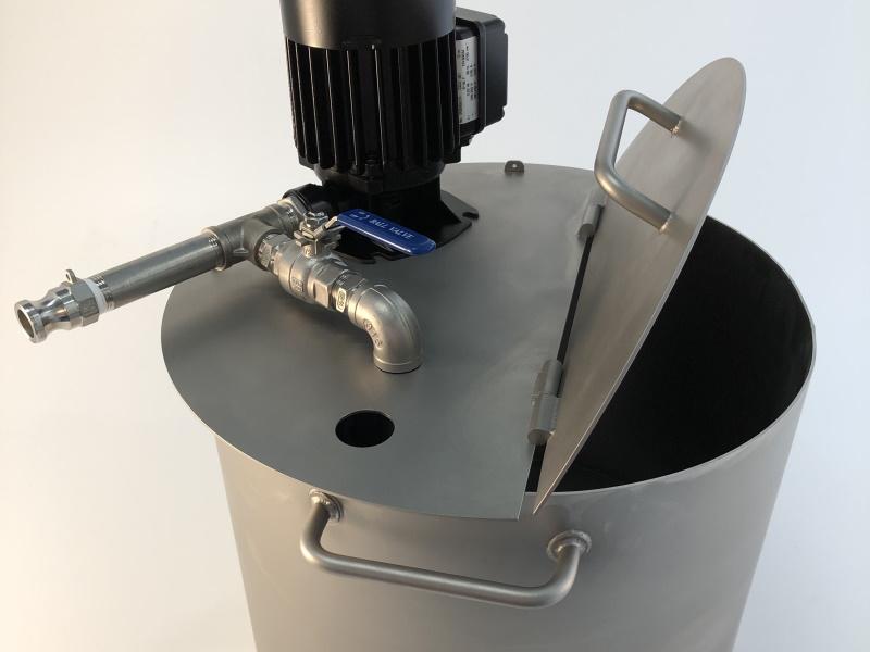 """Pompe centrifuge de la série """"EPZ"""" d'AkeBoose"""