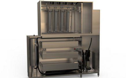 Anicolor speedCLEANER 75 conçue pour nettoyer les chambres à racles courts de la presse offset feuille Heidelberg Speedmaster XL75 Anicolor